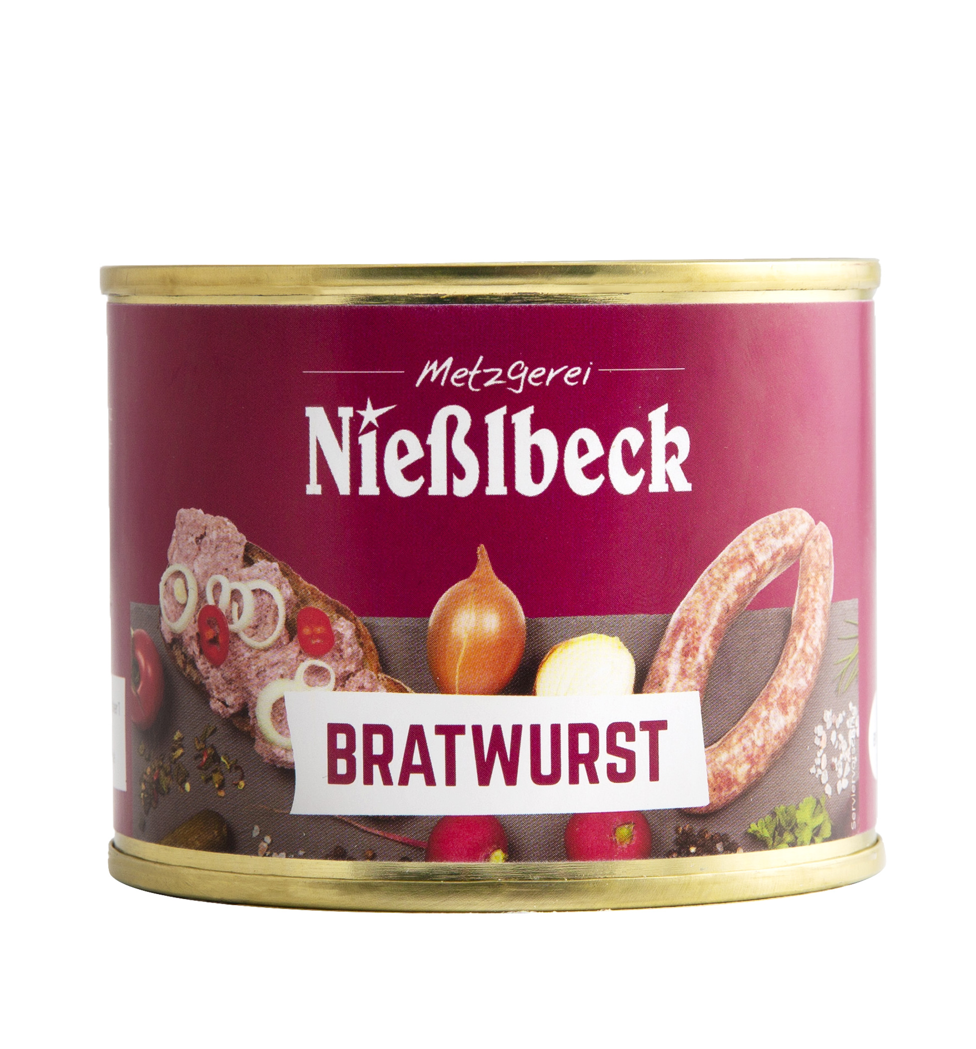Bratwurst (Dose 180g)