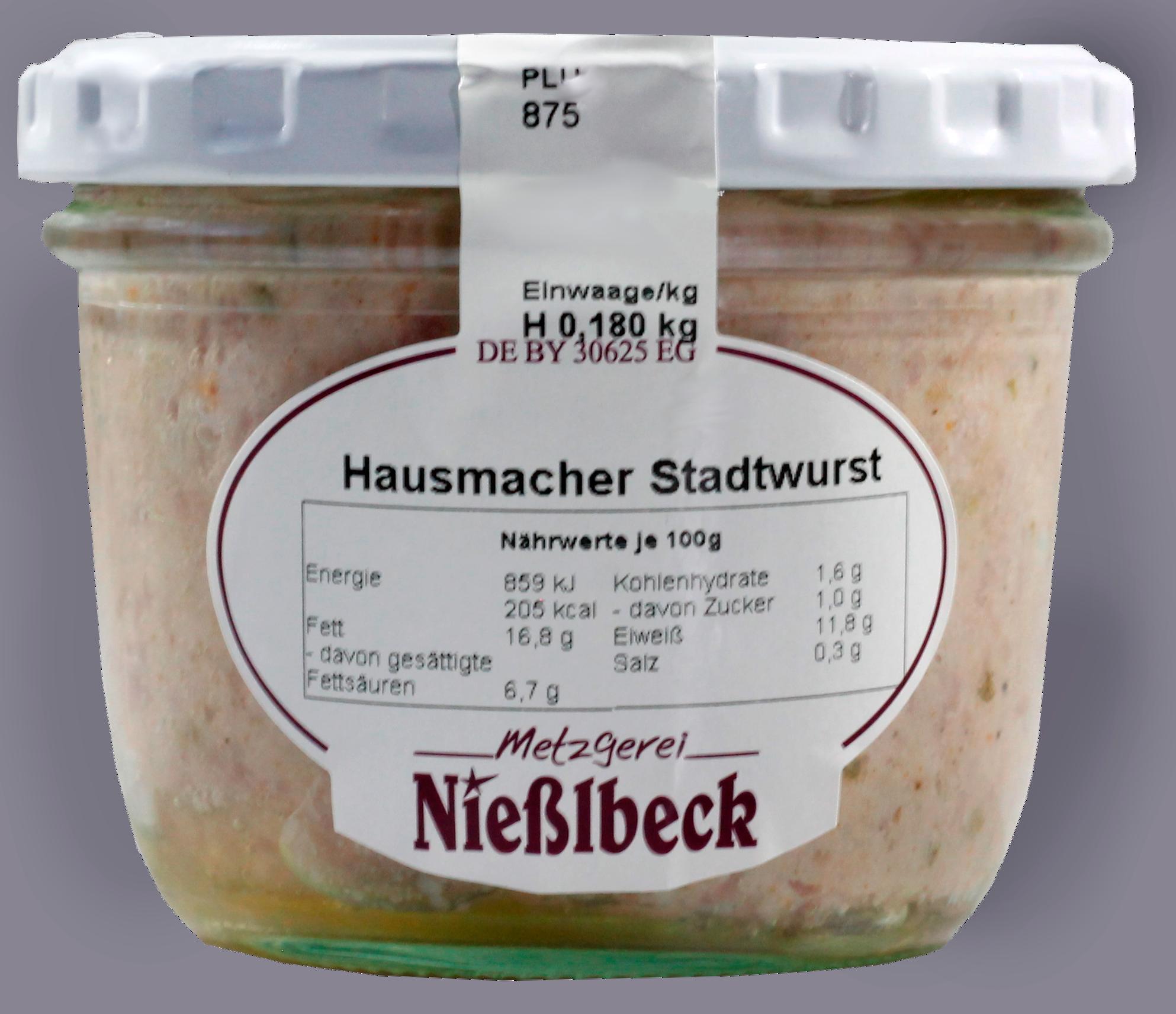 Hausmacher (Glas 180g)