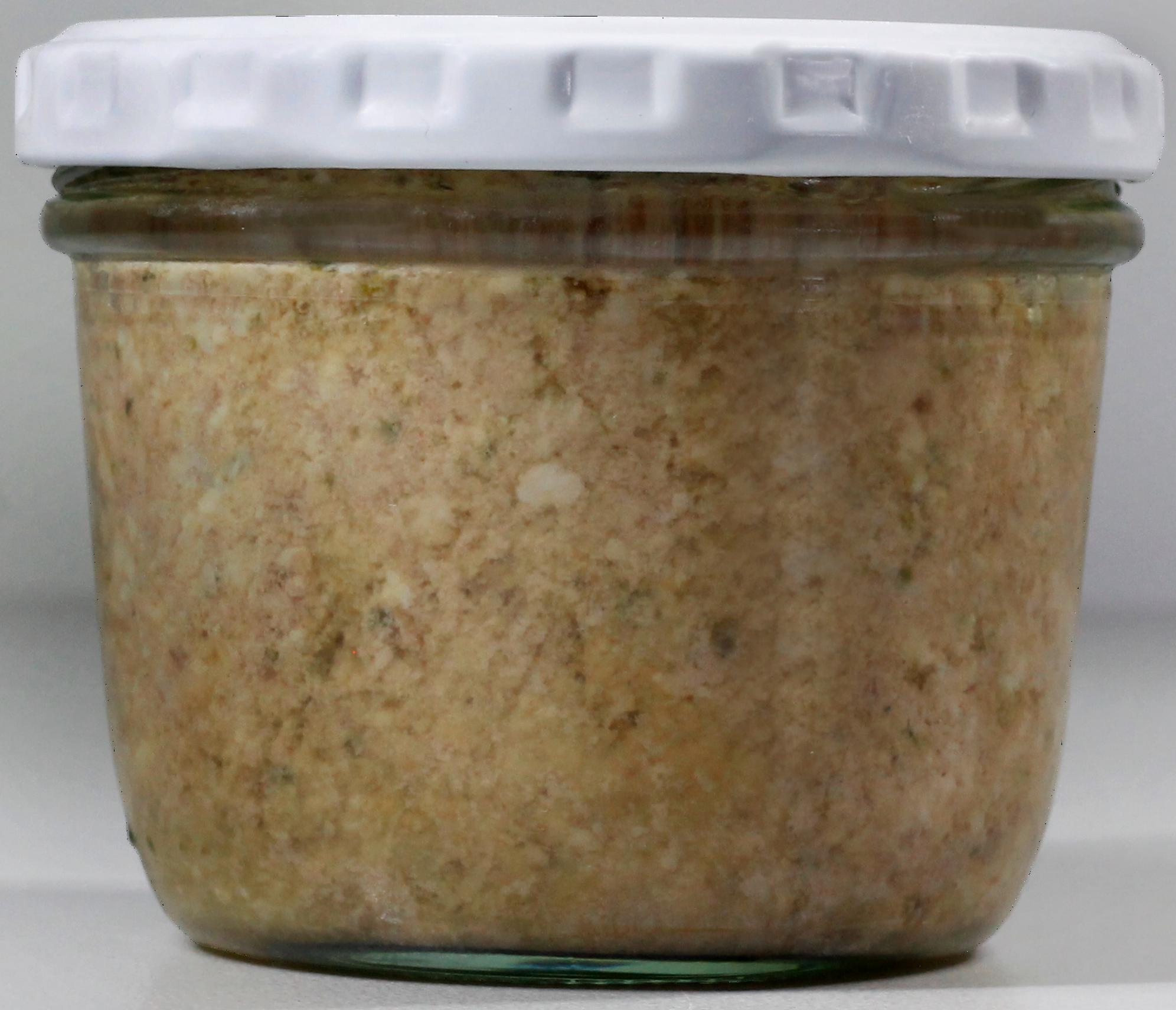Kräuterleberwurst (Glas 180g)