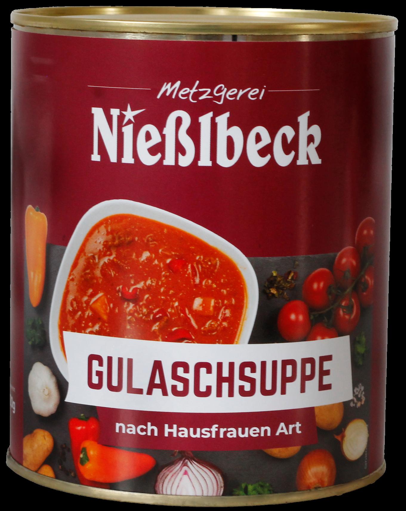 Gulaschsuppe (Dose 770g)