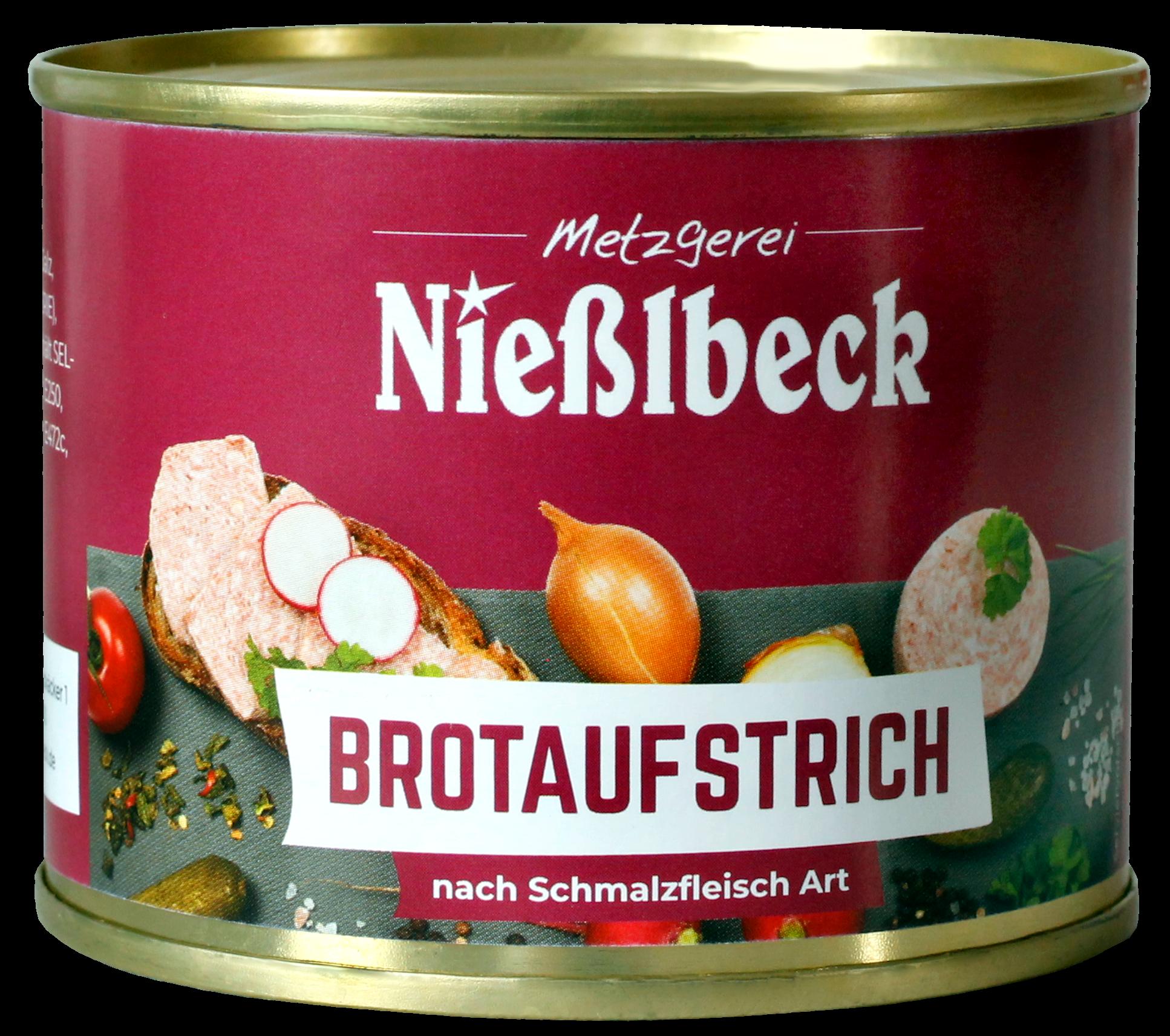 Brotaufstrich (Dose 180g)