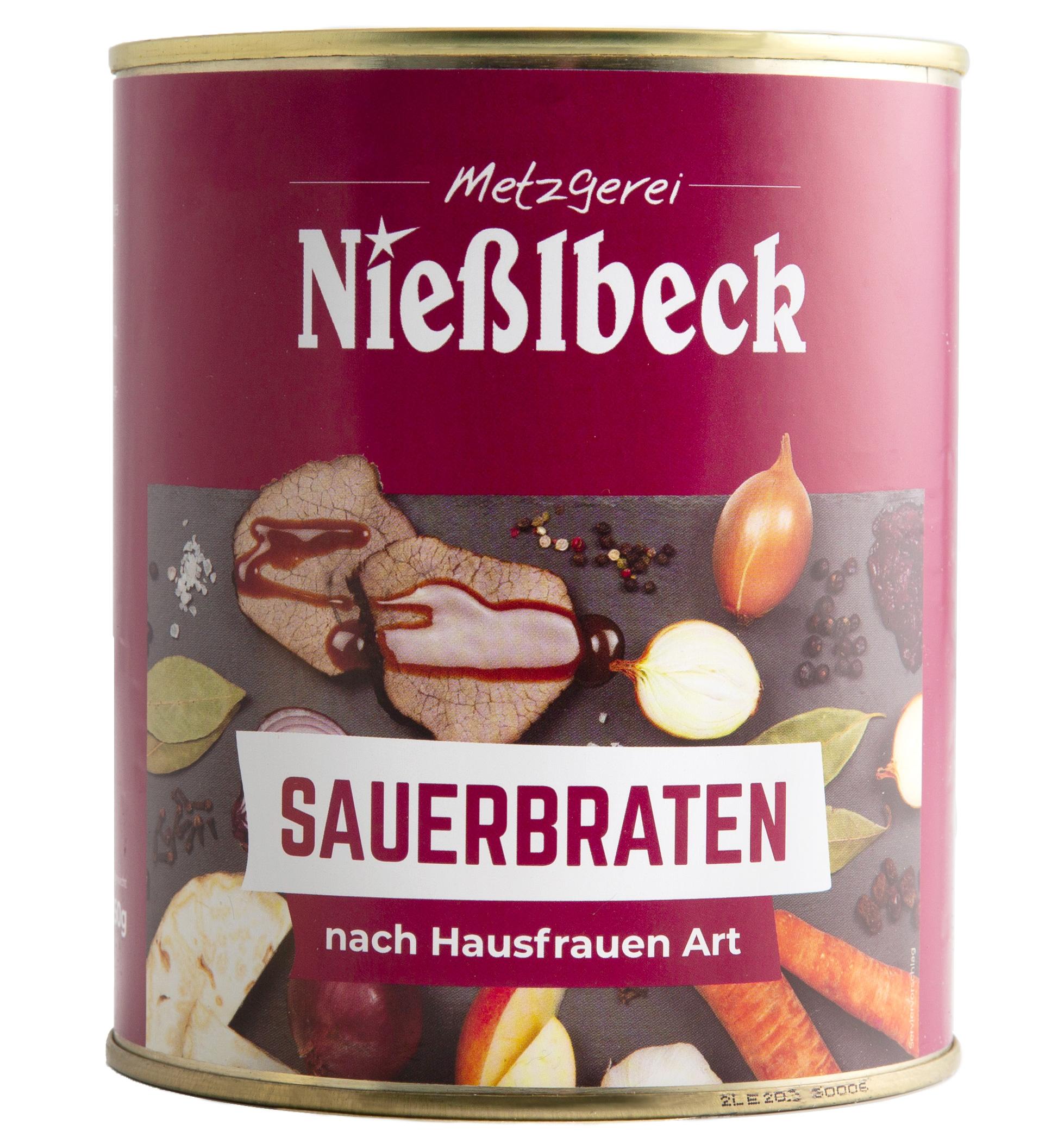 Sauerbraten (Dose 850ml)