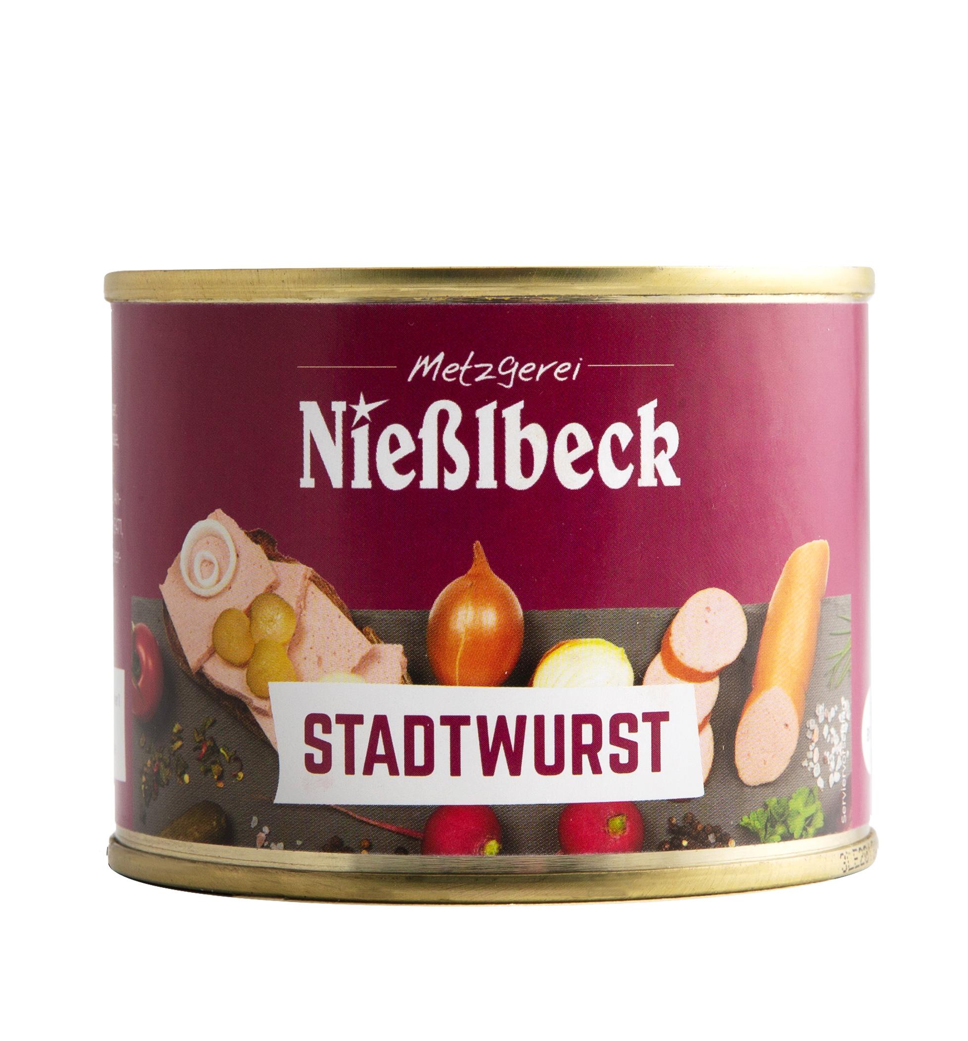 Stadtwurst (Dose 180g)